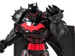 Batman and Robin DC Multiverse Batman (Hellbat Suit) Action Figure