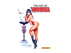 The Art of Vampirella Art Book