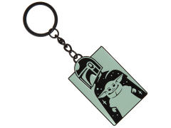 The Mandalorian The Child Keychain