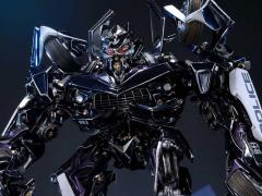 Transformers Museum Masterline Decepticon Barricade Statue