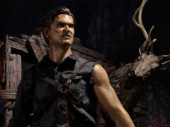 Evil Dead 2 Museum Masterline Ash Williams 1/3 Scale Exclusive Statue