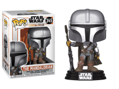 Pop! Star Wars: The Mandalorian - The Mandalorian (Final)