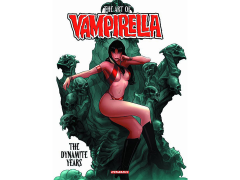 Art of Vampirella: The Dynamite Years Art Book