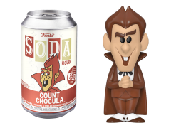 General Mills Vinyl Soda Count Chocula Limited Edition Figure