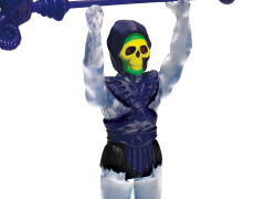 Masters of the Universe ReAction Skeletor (Clear Blue) Limited Edition Figure