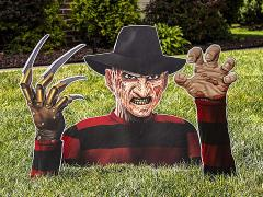 A Nightmare on Elm Street Freddy Krueger Ground Breaker Lawn Decor