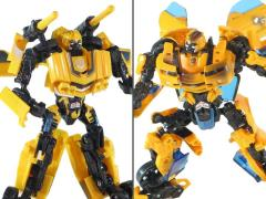 Transformers Evolution of a Hero Deluxe Bumblebee Two-Pack