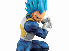 Dragon Ball Super Ichibansho Super Saiyan God Super Saiyan Evolved Vegeta