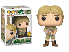 Pop! TV: The Crocodile Hunter - Steve Irwin (Chase)