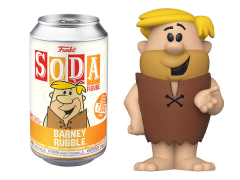 Hanna Barbera Vinyl Soda Barney Rubble Limited Edition Figure