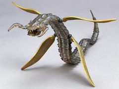 KT Project KT-011 Takeya Style Jizai Okimono Hebikera (Rust Ver.)