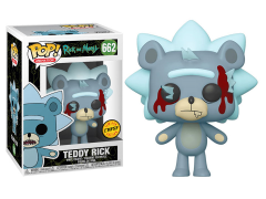 Pop! Animation: Rick and Morty - Teddy Rick (Chase)