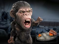 Rise of the Planet of the Apes Defo-Real Caesar (Chain) DX