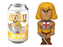 Masters of the Universe Vinyl Soda He-Man Limited Edition Figure