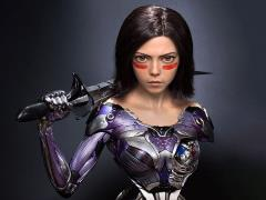 Alita: Battle Angel Alita Limited Edition Life-Size Bust