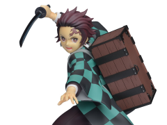 Demon Slayer: Kimetsu no Yaiba Super Premium Kamado Tanjiro Figure