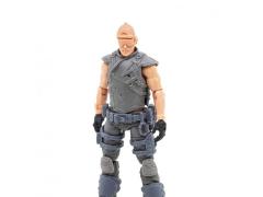 Mold Color B 1/18 Scale Figure Kit