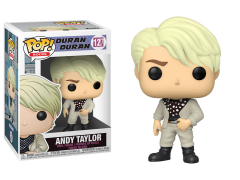 Pop! Rocks: Duran Duran - Andy Taylor