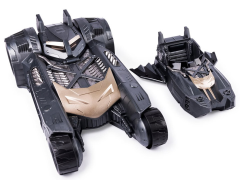 "DC Comics 4"" Batmobile 2 in 1 Vehicle"