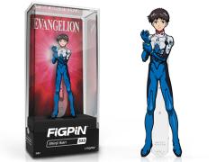Neon Genesis Evangelion FiGPiN #333 Shinji Ikari