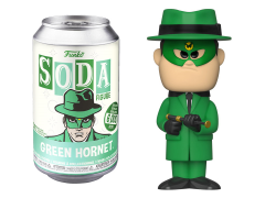 The Green Hornet Vinyl Soda Green Hornet Limited Edition Figure