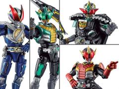 Kamen Rider So-Do Chronicle Kamen Rider Den-O Star From Zero Box of 4 Figures