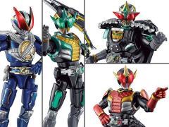 Kamen Rider So-Do Chronicle Kamen Rider Den-O Star From Zero Box of 4 Figures
