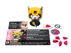 Pop! Funkoverse: Aggretsuko 100 Strategy Game Expansion
