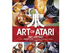 Art of Atari Art Book