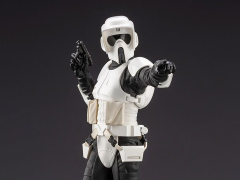 Star Wars ArtFX+ Scout Trooper (Return of the Jedi) Statue