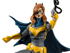 DC Rebirth DC Multiverse Batgirl Action Figure (DC Rebirth Build-A-Batmobile)