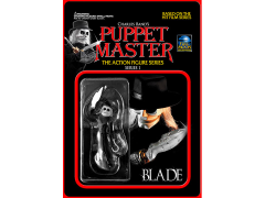Puppet Master Original Series Blade Action Figure
