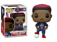 Pop! Football: Paris Saint-Germain - Presnel Kimpembe