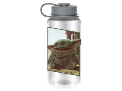 The Mandalorian The Child Water Bottle