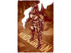 Star Wars This Is The Way Limited Edition Lithograph