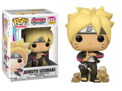 Pop! Animation: Boruto: Naruto Next Generations - Boruto Uzumaki