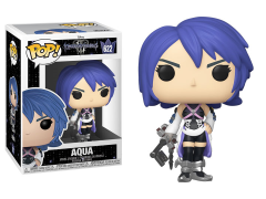 Pop! Games: Kingdom Hearts III - Aqua
