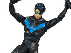 DC Rebirth DC Multiverse Nightwing Action Figure (DC Rebirth Build-A-Batmobile)