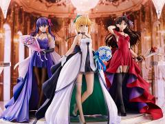 Fate/Stay Night 15th Celebration Project 1/7 Scale Premium Box Set