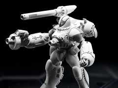 Robotech MiniTech MT05 Nousjaduel-Ger Power Armor 1/285 Scale Model Kit