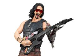 Cyberpunk 2077 Johnny Silverhand Deluxe Figure