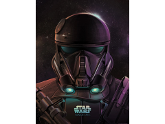 Star Wars Imperial Death Trooper (Variant) Limited Edition Art Print