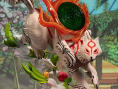 Okami Amaterasu Divine Descent 1/4 Scale Statue
