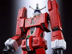 Space Runaway Ideon Soul of Chogokin F.A. GX-92 Ideon
