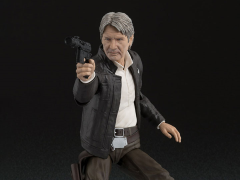 Star Wars S.H.Figuarts Han Solo (The Force Awakens) Exclusive