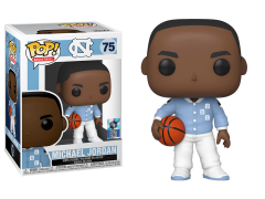 Pop! Basketball: University of North Carolina - Michael Jordan (Warm Ups)