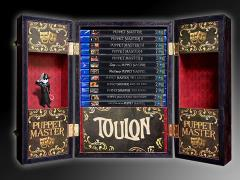 Puppet Master The Ultimate Blu-Ray Collectable Trunk Autographed Edition