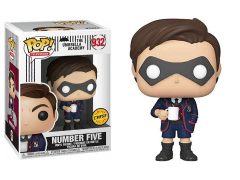 Pop! TV: The Umbrella Academy - Number Five (Chase)