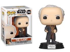 Pop! Star Wars: The Mandalorian - The Client