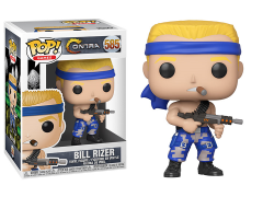 Pop! Games: Contra - Bill Rizer